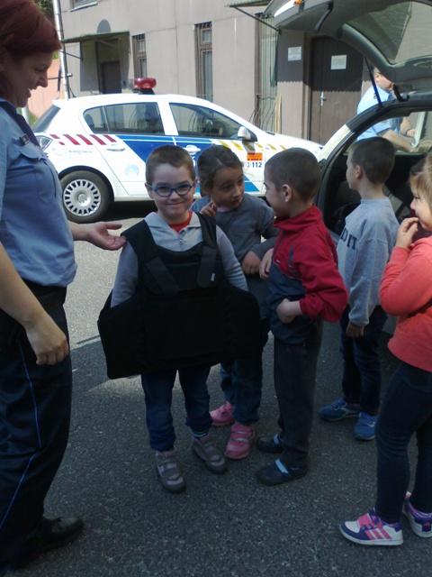 Látogatás a XX. kerületi Rendőrségre (2)