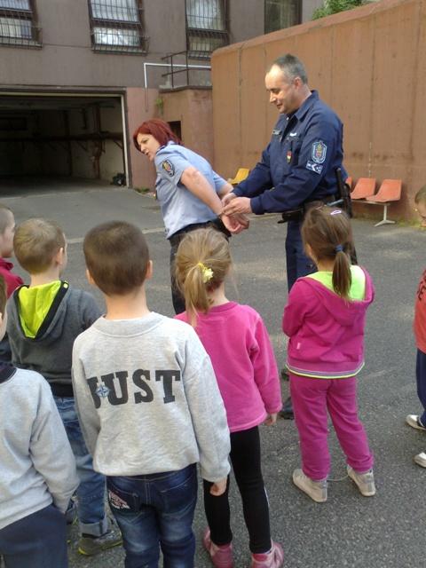 Látogatás a XX. kerületi Rendőrségre (6)